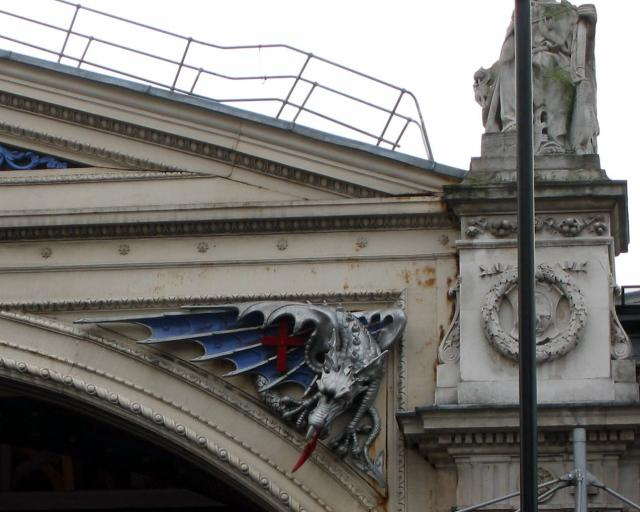 A Smithfield Market dragon, can I get poisoned dragon liver here?
