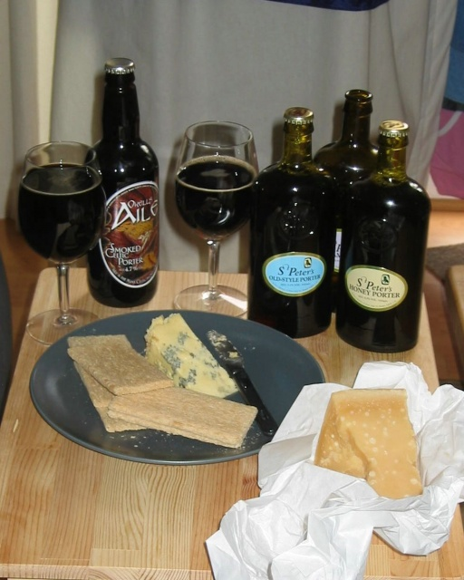 Cheese & Stout