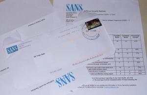 SANS GSSP-C Letter