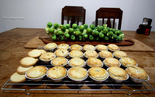 Traditional tarts