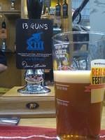 Thwaites, 13 Guns