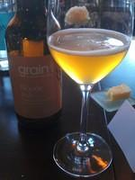 1st Beer: Grain's Blonde Ash