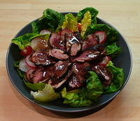 Duckflower Salad